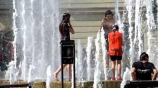 wetlook fountain 1