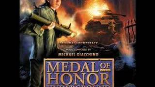 Medal of Honor Underground OST -  Panzer Blockade