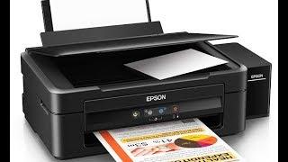 Cara Mengatasi Printer Epson L360 Tidak Keluar Tinta