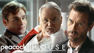 Santa's Case Of IBS   House M.D.