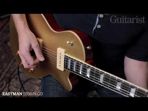 Eastman SB56/N-GD & Ruokangas Unicorn Supersonic Demo