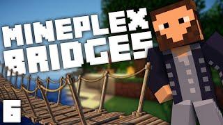 "Minecraft: Bridges PVP ""I AM A LONE WOLF!"" w/Blitzwinger & Athix"