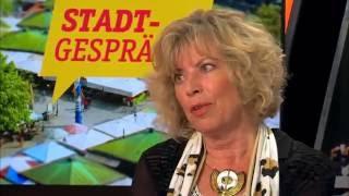 Gabriele Kokott-Weidenfeld - Autorin - Stadtgespräch München