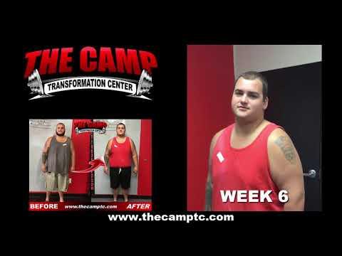Jacksonville FL Weight Loss Fitness 6 Week Challenge Results - Joshua B.
