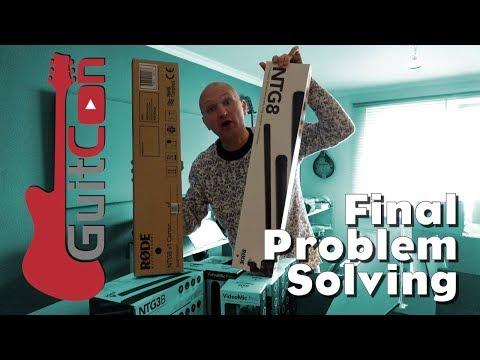 GuitCon - Final Problem Solving
