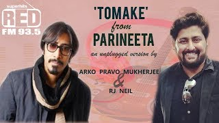 tomake-parineeta-male-version-ft-arko-pravo-mukherjee-rj-neil---red-fm