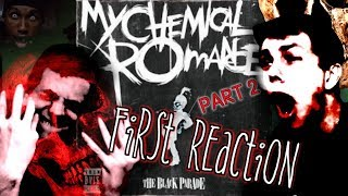 My Chemical Romance - The Black Parade FIRST REACTION + Review (Part 2)