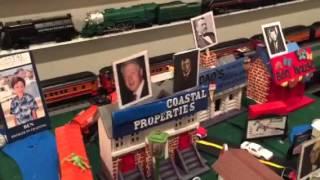 Ben's 2016 President's Day Train