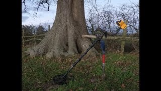 Metal Detecting UK 2nd day on new permission