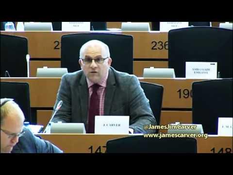 UKIP MEP James Carver nominates Edna Adan Ismail for Sakharov Prize 2015 (for EFDD group)