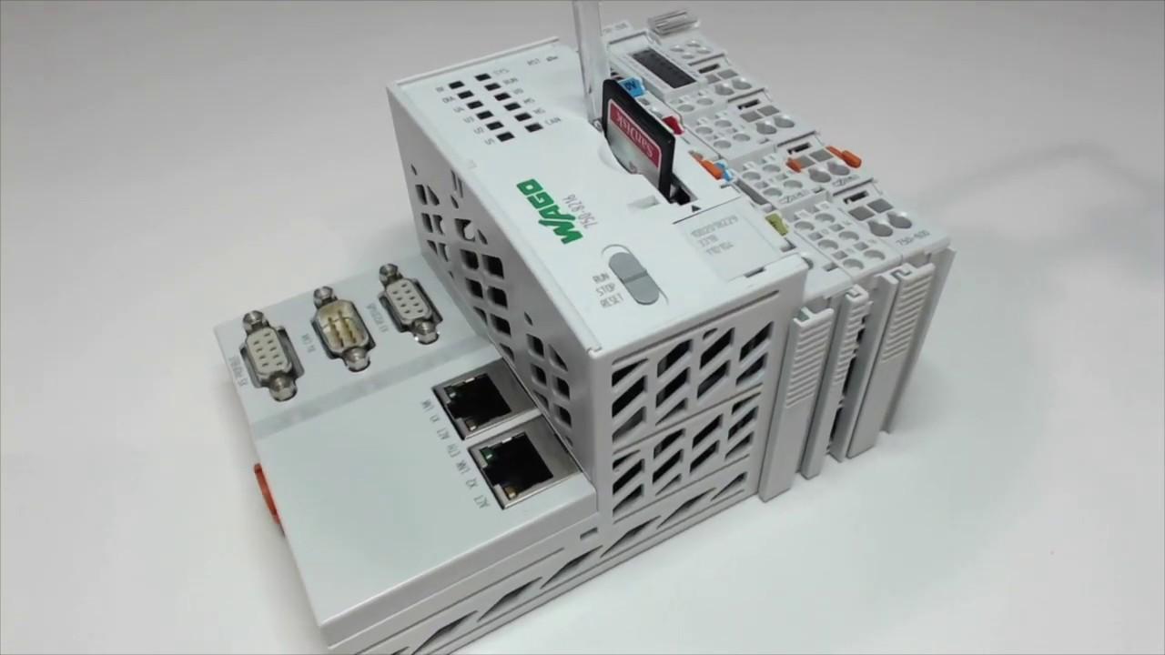 IIOT: PFC200 Generation 2 Ignition + Sparkplug B