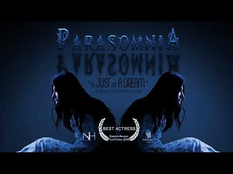 PARASOMNIA The Short Film Horror 2016 .. Emirates Film Fest Award Winner