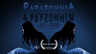 PARASOMNIA The Short Film (Horror) 2016 .. Emirates Film Fest Award Winner