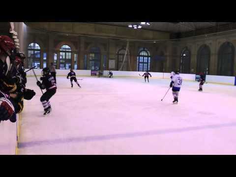 Slough v Haringey U14s Ice Hockey