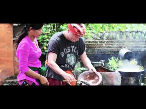 Balinese Cooking Class @ Bali Budaya Cultural Village