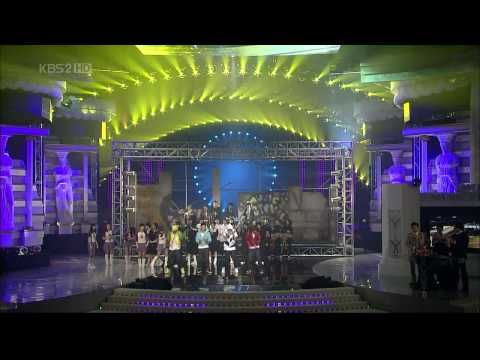 2007 KBS Big Bang - Black Cat Nero [HD]