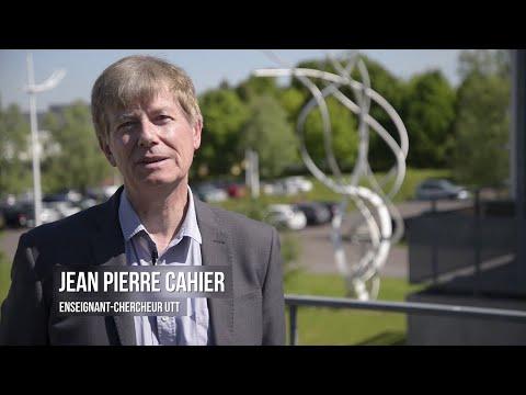 Transition énergétique à l'UTT - Jean-Pierre Cahier & l'axe sensibilisation et services
