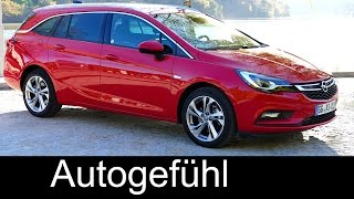 Vauxhall Opel Astra Sports Tourer FULL REVIEW test driven new/neu Apple CarPlay Interviews(Compare new Astra hatch review: https://youtu.be/kl93qLwQgFI Opel OnStar video: https://youtu.be/wZNnvv86TXA During Thomas M.'s holiday, a short review ..., 2016-03-27T14:30:00.000Z)