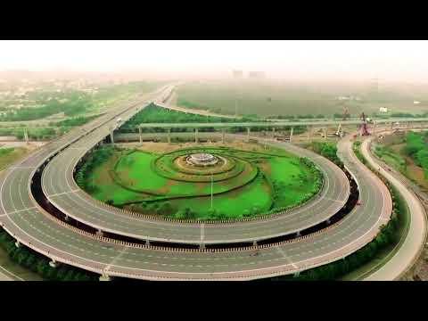 Presithum Noida Drone Video