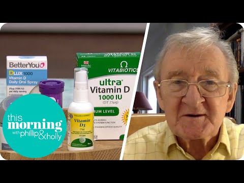 Could Vitamin D Help Protect You From The Virus? | This Morning