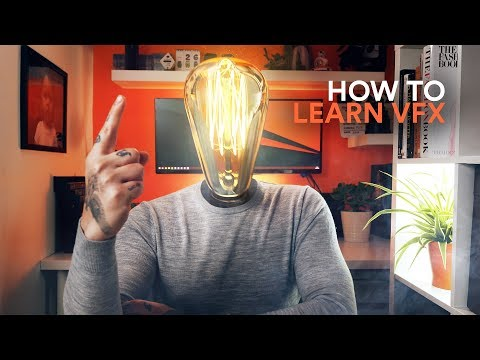 How to LEARN CG & VFX