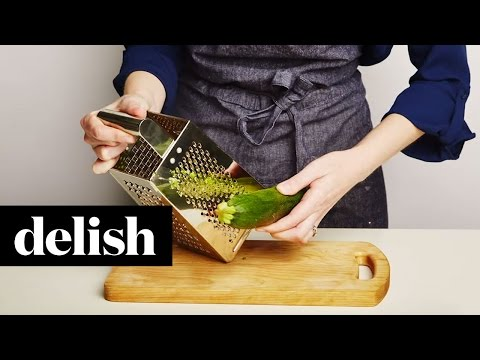 Can You Make Zucchini Noodles with a Cheese Grater? | Hack or Wack