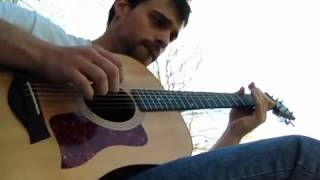 Teardrop (Massive Attack) solo acoustic only