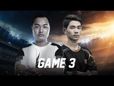 Team Flash vs Adonis Esports - Playoff - Game 3 - ĐTDV Mùa Xuân 2018 - Garena Liên Quân Mobile
