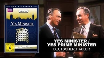Yes Minister / Yes Prime Minister (Deutscher Trailer) || KSM