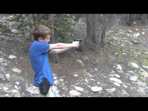 Ruger SR22 Pistol - range review