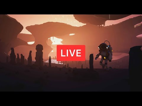 [LIVE]  🏃 ASTRONEER MEMBUAT SPACE CENTER INDONESIA