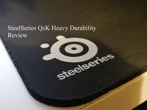 SteelSeries QcK Heavy 3 Year Durability Review - Can you wash a mousepad?