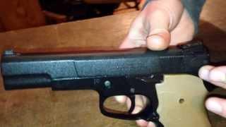 Пневматический пистолет Аникс А112