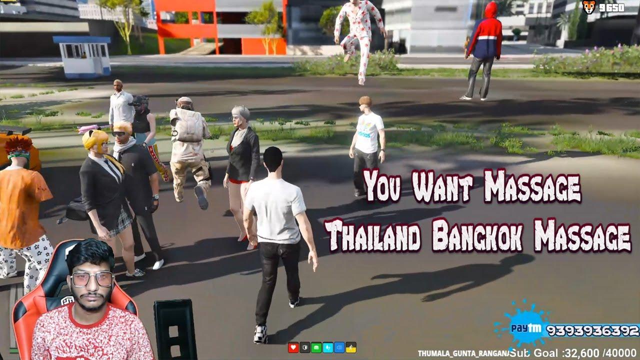 You Want Massage Thailand Bangkok Massage