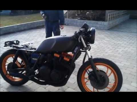 yamaha xj 650 1982 cafe racer youtube. Black Bedroom Furniture Sets. Home Design Ideas