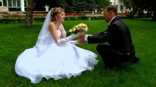 Свадьба Алексея и Елены прогулка .mpg