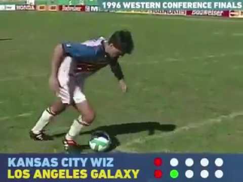 Major League Soccer MLS took penalties in the 90's