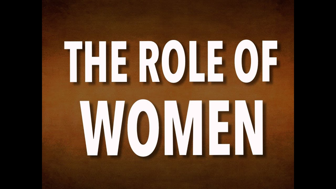 the role of women in exodus