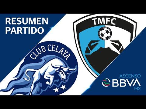Resumen y Gol | Celaya vs TM Futbol Club | Ascenso BBVA MX - Apertura 2019