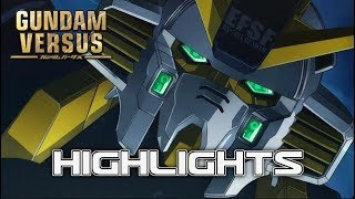 Gundam Versus: Atlas Gundam - Launch Night Highlights