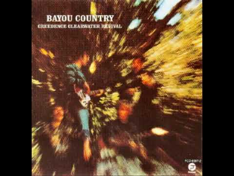 Creedence - Bayou Country 1969 (full album)