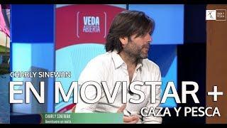 Charly Sinewan en Movistar+  |  Caza y Pesca
