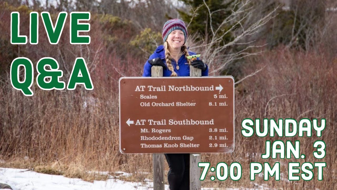 Live Q&A - Thoughts after the trail