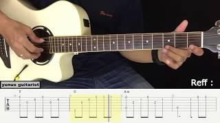 You Are The Reason - Calum Scott - Fingerstyle Guitar Tutorial - TAB
