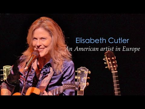Elisabeth Cutler | An American artist in Europe, Part 1, EPK (live+interview)