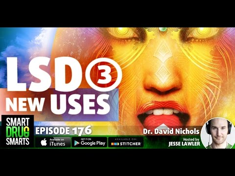 Episode 176 - Breaking the Psychedelic Logjam with Dr. David Nichols