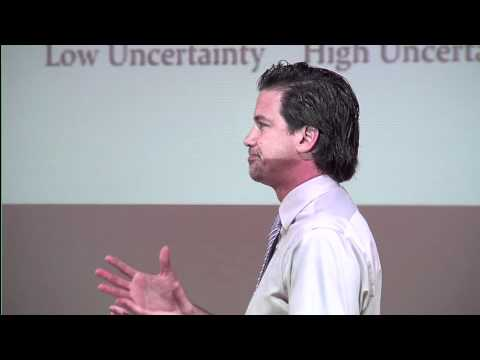 How uncertainty affects us and five simple words to make a change: Walid Afifi at TEDxUCSB