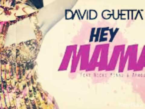 David Guetta Hey Mama(official video)ft Nicki Minaj bebè rexha & Afrojack 2015