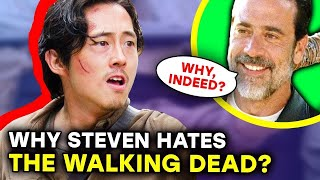 Walking Dead Actors Who Had A Horrible Time Filming The Show |⭐ OSSA