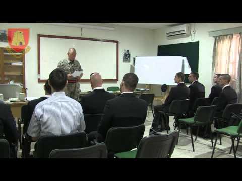 12 Officer Cadets join the AFM